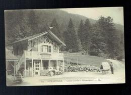 CPA 88 - Gérardmer - Chalet Nicolas à Retournemer - LL113 - Vendeur Ambulant - Gerardmer