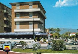 LUCCA - Lido Di Camaiore - Via Carducci - Hotel Brunella - Auto - 1974 - Lucca