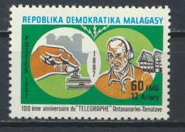 °°° MADAGASCAR - Y&T N°818 - 1987 MNH °°° - Madagascar (1960-...)