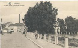 Dendermonde - Termonde - Entrée De La Ville, Chaussée De Bruxelles - Edition Vve Legat - Nels - Dendermonde