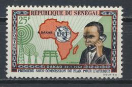 °°° SENEGAL - Y&T N°213 - 1962 MNH °°° - Senegal (1960-...)