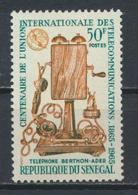 °°° SENEGAL - Y&T N°252 - 1965 MNH °°° - Senegal (1960-...)