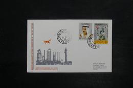 KOWEIT - Enveloppe FDC Pour La Suisse En 1976 - L 26384 - Koweït