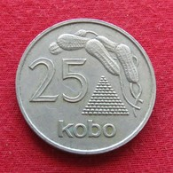 Nigeria 25 Kobo 1973 KM# 11 - Nigeria