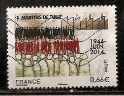 FRANCE N° 4865 OBLITERE - France