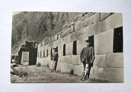Cuzco Peru Perou Ollantaitambo - Peru