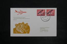 AFRIQUE DU SUD - Enveloppe FDC Pour La Suisse En 1968 - L 26386 - FDC