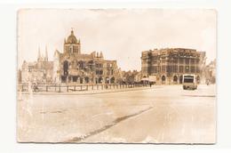 ORLEANS 1941 RUE DE LA HALLEBARDE CARTE USEE ET TRACES PLIURES - Orleans