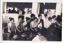 LAOS    SAVANNAKHET    Carte Photo 1958 - Laos