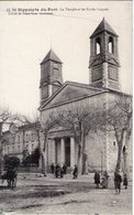 30. Saint Hippolyte Du Fort. Le Temple Et Les écoles Laiques - Andere Gemeenten