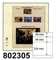 LINDNER-T-Blanko-Blätter 802 305 - 10er-Packung - Alben & Binder