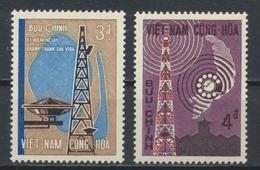 °°° SOUTH VIETNAM - Y&T N°279/80 - 1966 MNH °°° - Vietnam