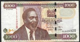 KENYA P51e 1000 SHILLINGS 2010 #CL VF+ - Kenya