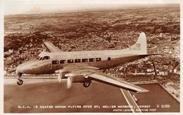 "¤¤  -  ROYAUME-UNI  -  JERSEY  -  Avion De La "" BRITISH EUROPEAN AIRWAYS ""     -  ¤¤ - Jersey"