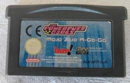Jeu Game Boy Nintendo The Powerwff Girls Mojo Jojo A Go Go - Spelconsoles