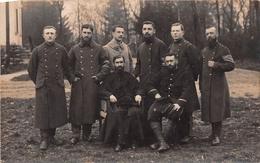¤¤  -  LITUANIE   -  Carte-Photo De Soldats En Captivités En 1916 Près De DRUSKENIKI     -  ¤¤ - Lituanie