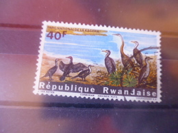 RWANDA  YVERT N°106 - Rwanda