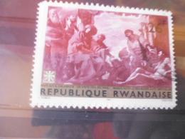 RWANDA  YVERT N°212 - Rwanda