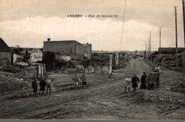 ANGRES  RUE DE GIVENCHY - Autres Communes