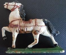 Jouet Petit Cheval Style Starlux Années 50 - Horses