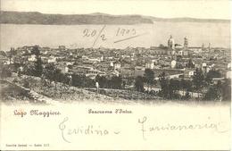 Intra (Verbania) Panorama, General View, Vue Generale, Gesamtansicht - Verbania