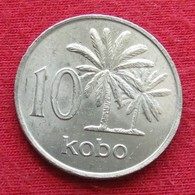 Nigeria 10 Kobo 1973 KM# 10.1 - Nigeria