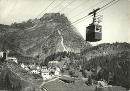 Alpe Devero (Verbania) Valle D'Ossola, Scorcio Panoramico E Funivia - Verbania