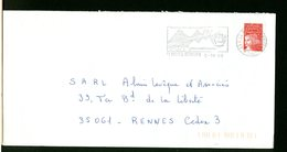 FRANCIA -  LE RELECQ KERHUON -  PONT ALBERT  LOUPPE  -  BLASONE - Enveloppes