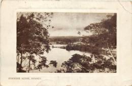 Australia - N.S.W. - Sidney Harbour Scène - Sydney
