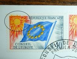 FDC France 1969 - Conseil De L'Europe 1969 - YT 31 - 67 Strasbourg - FDC
