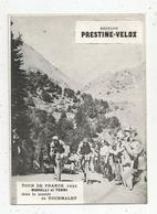 Photographie  , 175 X 125 Mm, Cyclisme,TOUR DE FRANCE 1935 , Morelli Et Teani,col Du Tourmalet, Frais Fr 1.55 E - Ciclismo