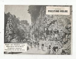 Photographie  , 175 X 125 Mm, Cyclisme,TOUR DE FRANCE 1935 , Evian-Aix Les Bains,col Des Arravis, Frais Fr 1.55 E - Ciclismo