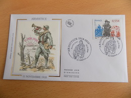 FDC France : Armistice Du 11 Novembre 1918 - Verdun 11/11/2008 - 2000-2009