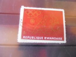 RWANDA  YVERT N°426 - Rwanda