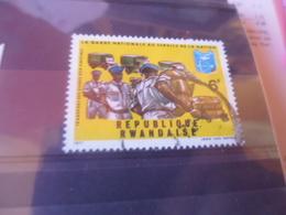 RWANDA  YVERT N°439 - Rwanda