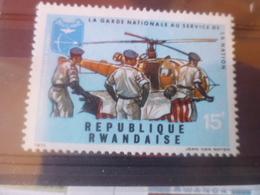 RWANDA  YVERT N°440 - Rwanda