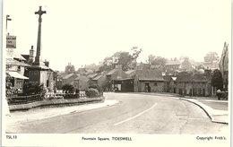 Fountain Square, Tideswell, Derbyshire - Derbyshire