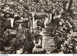 84 - AVIGNON - VUE AÉRIENNE DU PALAIS DES PAPES - Avignon