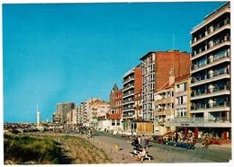 Oostduinkerke, Strand En Zeedijk (pk55762) - Oostduinkerke