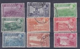 ETHIOPIE  :   257 à 266 Sans Le 265 (o) - Etiopía