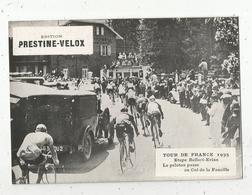 Photographie, 175x125 Mm, Cyclisme,TOUR DE FRANCE 1935, Belfort-Evian,,col De La Faucille,frais Fr 1.55 E - Cyclisme
