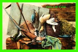 OISEAUX, BIRDS - CHASSE AUX CANARDS - P & CO - TRAVEL - - Oiseaux