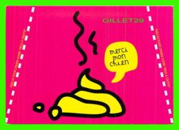 ADVERTISING, PUBLICITÉ - MERCI MON CHIEN - CART'BLANCHE - EXCEL DEPUIS 1988 - 2005 - - Publicité
