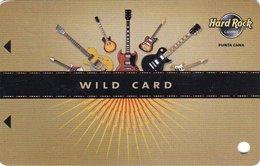 Repubblica Dominicana KEY CASINO Hard Rock Casino Punta Cana - Casino Cards