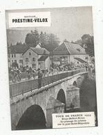 Photographie, 175x125 Mm, Cyclisme,TOUR DE FRANCE 1935, Belfort-Evian,,le Pont St Hippolyte,frais Fr 1.55 E - Ciclismo