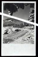 CROAZIA - HRVATSKA - 1930 - ISTRIA - RIFUGIO DUCHESSA D'AOSTA - MONTE MAGGIORE - TIMBRO DI LUPOGLIANO - LUGOPLAV - Croazia