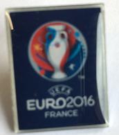 UEFA EURO FOOTBALL 2016 FRANCE.  Pin Officiel Neuf Dans Son Emballage - Fussball