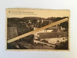 Propriété «LES SOURCES BOUSVAL»Source St -Barthélemy,Panorama,1952(Nels) - Genappe