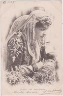 3 Cartes : Belle Fatma - Jeune Kabyle - Jeune Fille Kabyle - Women