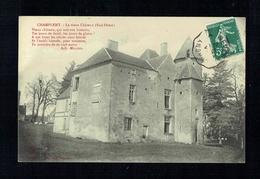 CPA 58 - Champlémy - Le Vieux Château - - France